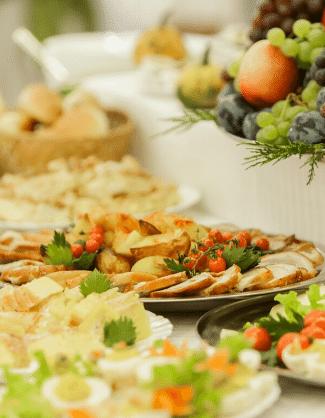 Catering aziendali buffet