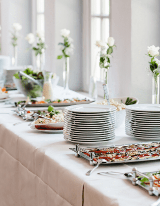 Catering Roma | Catering Battesimo Roma